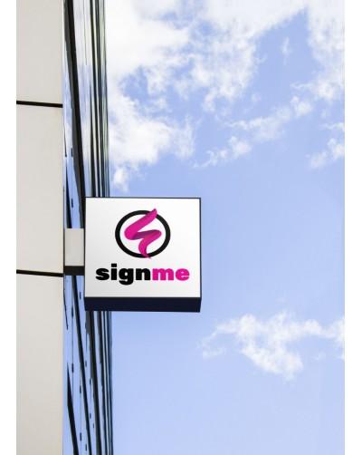 Svjetleće reklame  - plexiglass - dvostrana